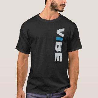 Camiseta (negra) del AMBIENTE - frente+parte
