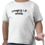 Camiseta negra/gris del Ronco-Lineboy de Lil del p