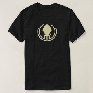 Camiseta negra v2.0 de GitKraken Poleras