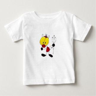 Camiseta niños demonio. playeras