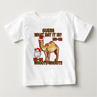 Camiseta NJ.png del navidad de Santa del camello