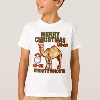 Camiseta NM.png del navidad de Santa del camello