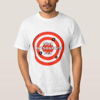Camiseta no externalizada con todo de la diana playeras