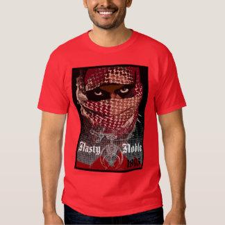 Camiseta noble desagradable exclusiva remeras