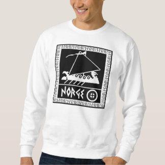 Camiseta Norge Sudadera Con Capucha