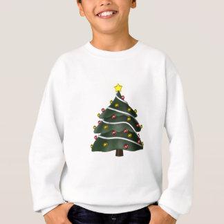 camiseta o camiseta Estrella-rematada del árbol de