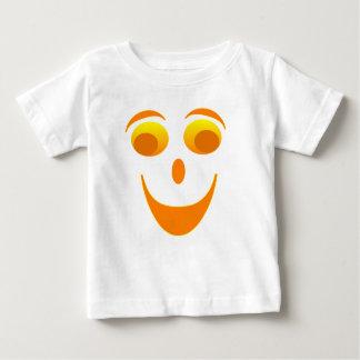 Camiseta observada Googly del niño de OY Playera Para Bebé
