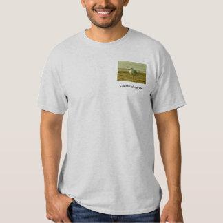 Camiseta - observador costero remeras
