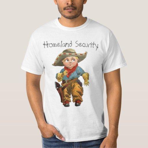 Camiseta occidental 1912 del vaquero de Lil de la Playeras