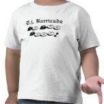Camiseta oficial de D.j. Barricade Child