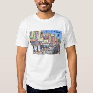 Camiseta oficial de Dingburg Remera