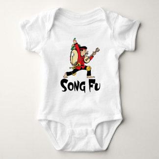 Camiseta oficial de Fu de la canción de FRED Polera