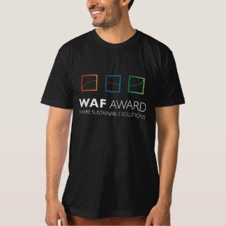 Camiseta oficial de los hombres del premio de WAF Playera