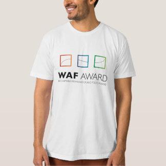 Camiseta oficial de los hombres del premio de WAF Polera