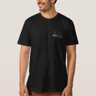 Camiseta oficial de los hombres del premio de WAF Poleras