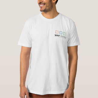 Camiseta oficial de los hombres del premio de WAF Remera