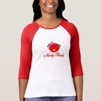 Camiseta oficial de los pájaros de Nirdy - mujeres