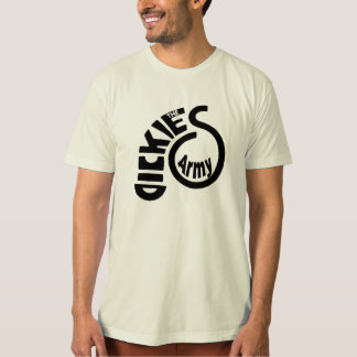 Camiseta oficial del ejército de Dickies Playeras