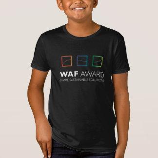 Camiseta oficial del niño del premio de WAF