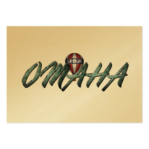 CAMISETA Omaha Tarjeta Personal
