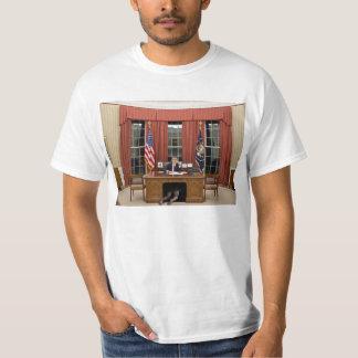 Camiseta oral de la oficina remeras