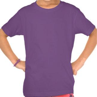Camiseta orgánica de los chicas: Lirio de los vall