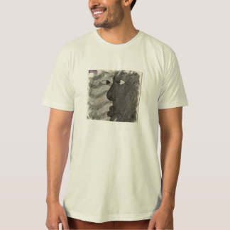 Camiseta orgánica de Magambo, natural Polera