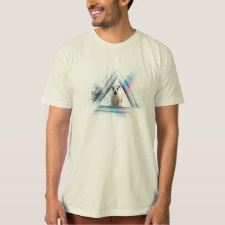 Camiseta orgánica de Tardia (blanco natural) Camisas