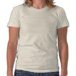 Camiseta orgánica del polluelo de la geografía