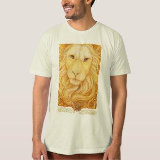 Camiseta orgánica ligera del solenoide poleras