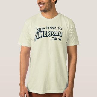Camiseta orgánica para hombre (hecha en los remeras
