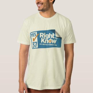 Camiseta orgánica para hombre polera