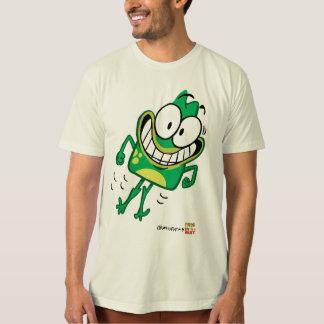 Camiseta orgánica saltona de Peete para todas las Playeras