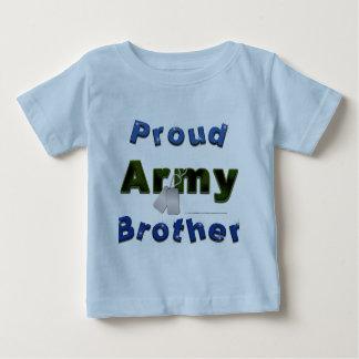 Camiseta orgullosa del niño de Brother del