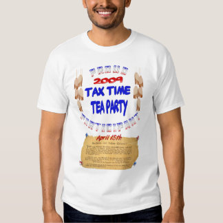 Camiseta orgullosa del participante de la fiesta poleras