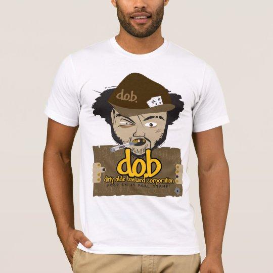 Camiseta original de d.o.b