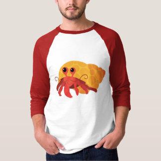 Camiseta original del cangrejo de ermitaño