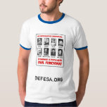 Camiseta Os especialistas concordam Playeras