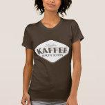 Camiseta oscura 2 de Kalter Kaffee Macht Schön