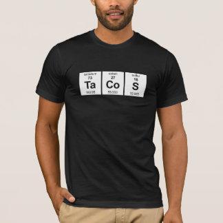 Camiseta oscura de American Apparel de los TaCoS