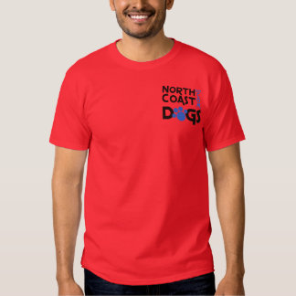 Camiseta oscura de NCD BARF Polera