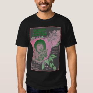 """""""Camiseta oscura del TIEMPO de la LILA"""" Polera"""