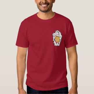 Camiseta oscura delgada de Chiply Remeras