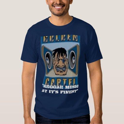 Camiseta oscura para hombre polera
