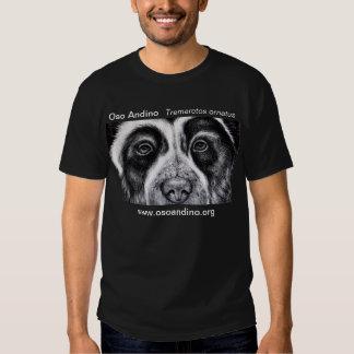 Camiseta Oso Andino R Manrique T Shirt