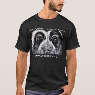 Camiseta Oso Andino R Manrique T-Shirt