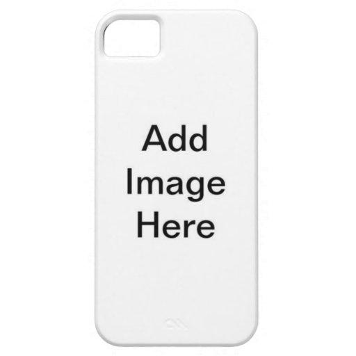 Camiseta para el sordo solamente iPhone 5 Case-Mate cobertura