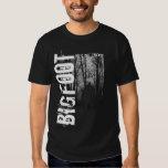 Camiseta para hombre de Bigfoot Playera