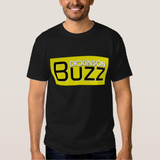 Camiseta para hombre de DickinsonBuzz Poleras