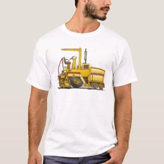 Camiseta para hombre de la máquina de